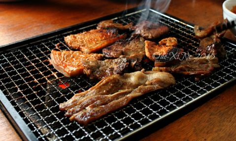 Baguio IhawJuan Grill All You Can one of our grilling sets