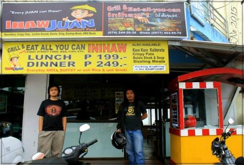 Baguio IhawJuan Grill All You Can facade