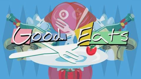 Food Network Good Eats logo