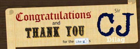 Find Good Baguio Foods 3rd blog anniversary giveaway winner 2015