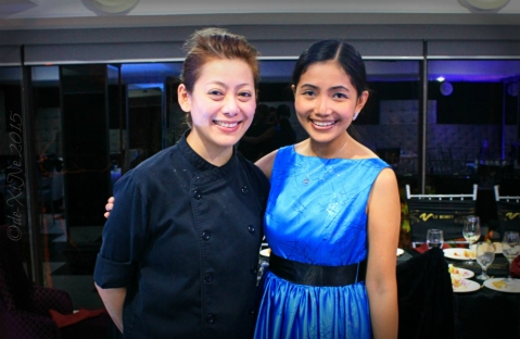 2015-09-30 Baguio Le Monet Hotel French cuisine launching (3)