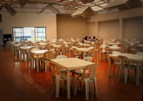 2015-09-18 Baguio University Belt fifth floor dining area