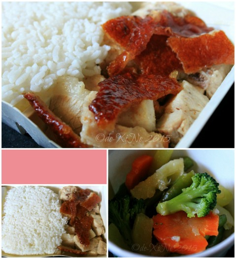 2015-11-03 Baguio Pot O' Gold by the Pink Shop lechon baboy rice meal with buttered vegetables side dish (4)