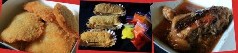 2015-11-03 Baguio Pot o' Gold by the Pink Shop fish fillet japadog baked chicken (7)