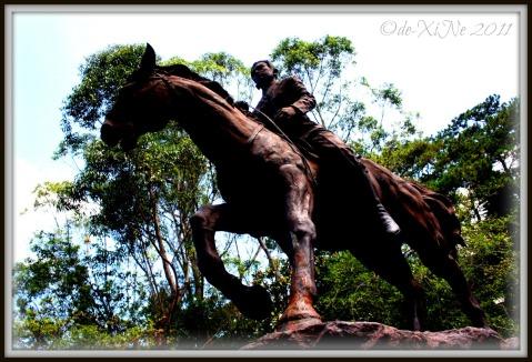Baguio Aguinaldo Park 2011