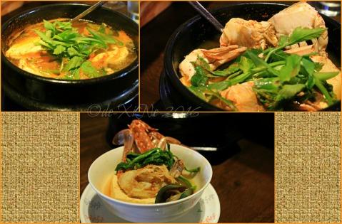 2016-01-25 Baguio One Piece Restaurant Chef Andrew kkot gae tang