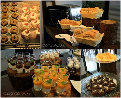 2016-01-28 Baguio Heritage Buffet Restaurant at Heritage Mansion bread and desserts
