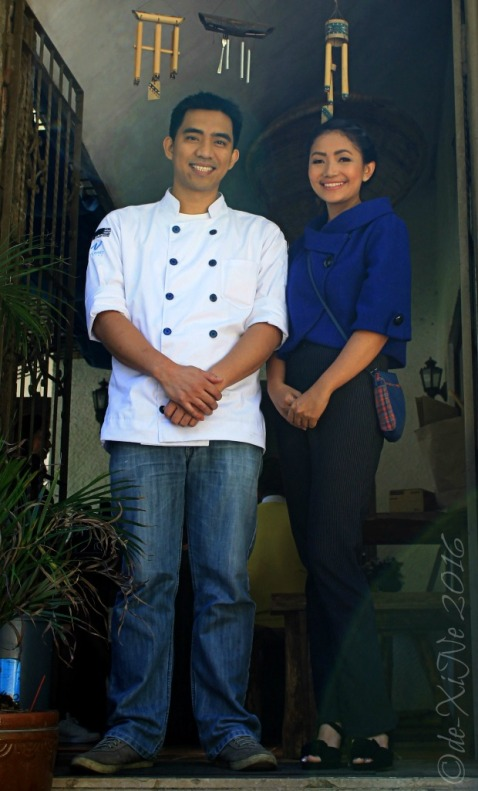 2016-02-01 Xine guest reviewer GMA News TV Pop Talk with Chef Sam of Le Monet Hotel (6)a