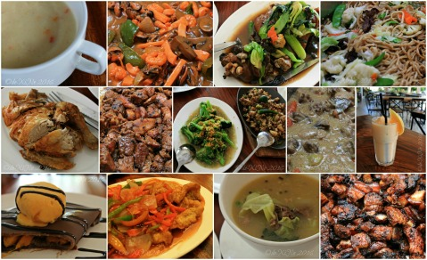 2016-02-08 Bantay Mira Hills Bar and Restaurant a few dishes from the resto (12)a