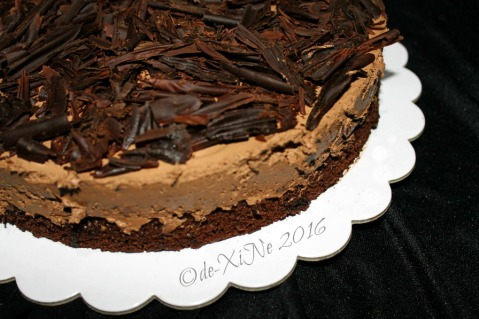 2016-03-09 Baguio Manna Garden Cafe Kharis Cafe and Bakeshop chocoholic's muse chocolate mousse