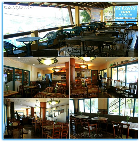 dining area at Baguio Voyager Restaurant at El Cielito Inn (8)