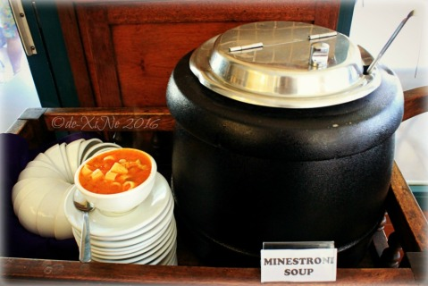 soup station at Baguio Voyager Restaurant at El Cielito Inn (9)a