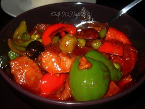 2012-02-19 Baguio Bay Leaf Restaurant by Cris d Cuisine (2) beef callos