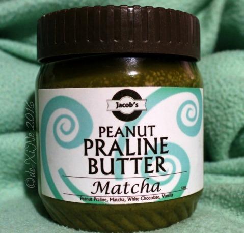 2016-03-15 Baguio Sucrecielo Cafe Jacobs peanut praline butter matcha