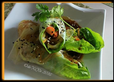2016-03-28 Baguio Bay Leaf Restaurant by Cris d Cuisine (3) Vietnamese rolls