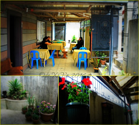 Baguio Garahe - weekend restaurant-cafe