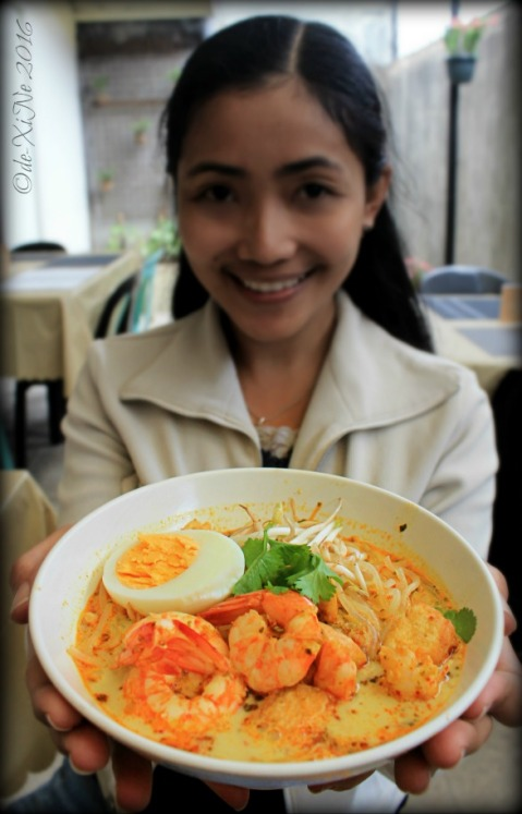 Baguio Garahe - weekend restaurant-cafe me and my laksa
