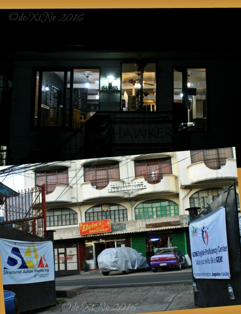 2016-01-31 Baguio Masa Mexitalian facade and the building across from it