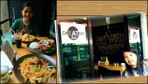2016-05-23 X+1 at Baguio Cheat Day Resto