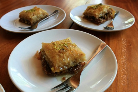 2016-06-06-07 Baguio Lemon and Olives Greek Taverna baklava