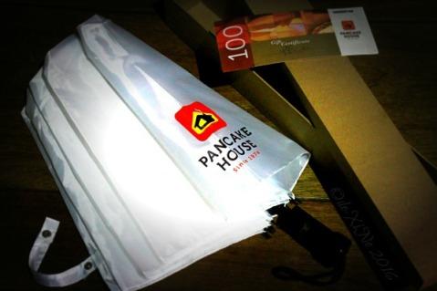 2016-06-11 Baguio Pancake House Sm parting gifts