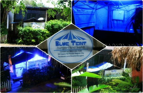 2016-06-12 to 07-16-26 the hole in the wall burger joint that is Baguio Blue Tent Burgers and Shakes