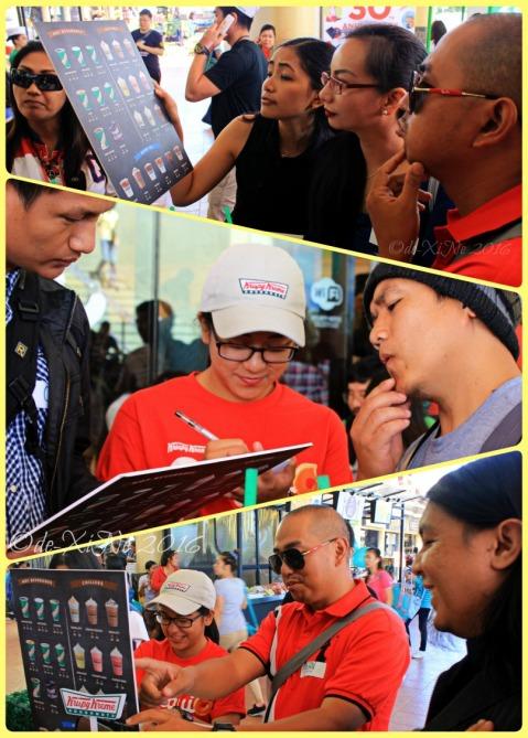 2016-07-22 Baguio second Krispy Kreme branch opening