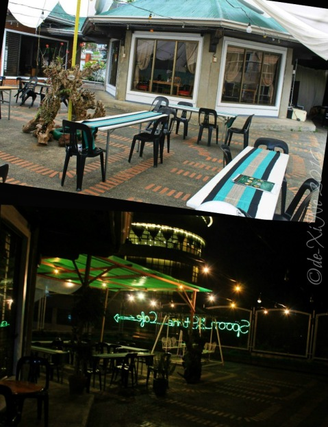 2016-06-19 and 08-10 Baguio Spoon and Stone Cafe and Restaurant al fresco dining