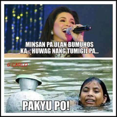 2016-08-09 Regine Velasquez meme Tuwing Umuulan at Kapiling Ka