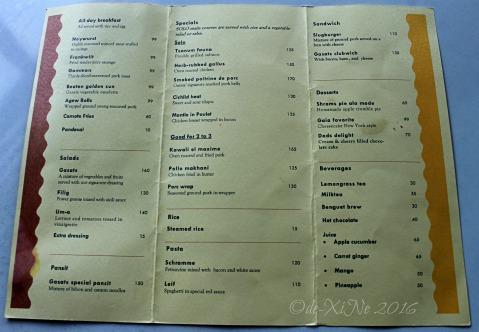 2016-08-01 metro Baguio La Trinidad Gasats Restocafe menu
