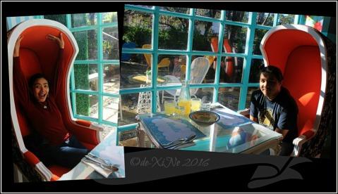 Baguio Vanilla Cupcake Bakery at Kamiseta Hotel