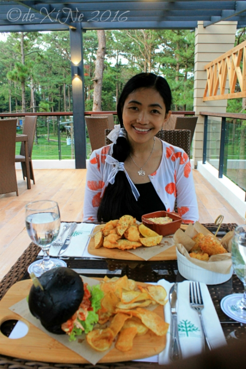 dining at Baguio The Outlook Steak and Grill at Grand Sierra Pines Hotel