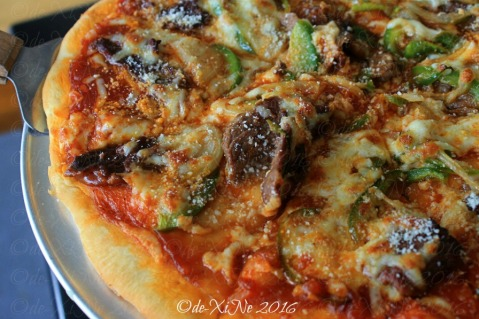 Baguio The Nook Kitchen & Pub at LeFern Hotel II The Nook special pizza