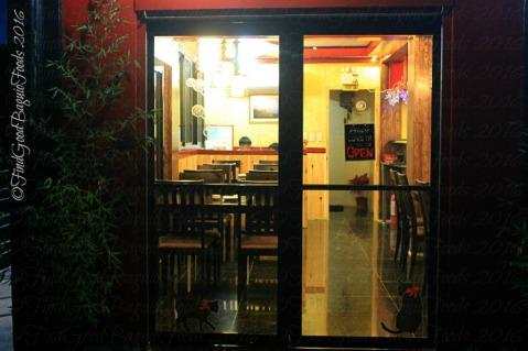 La Trinidad metro Baguio Yasuragi Japanese Cuisine entrance