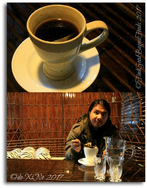 Baguio Decades Restaurant Indonesian coffee and Race