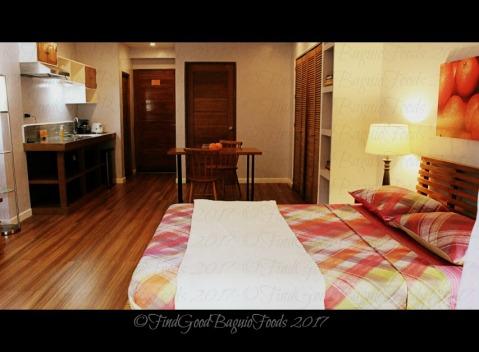 Baguio Ozark Bed and Breakfast room