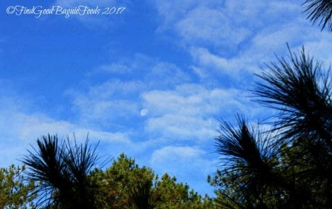 Baguio Ozark Bed and Breakfast morning sky