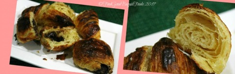 Baguio Chef Didier's Table croissants and pain du chocolat