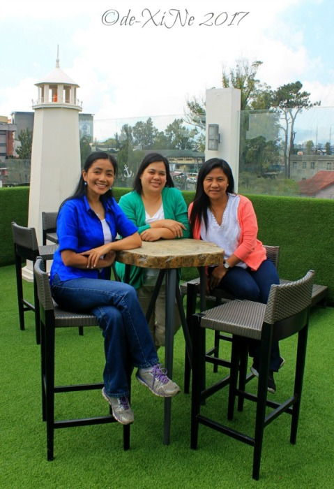 Baguio Salt and Pepper Casual Dining at Citylight Hotel rooftop 2017