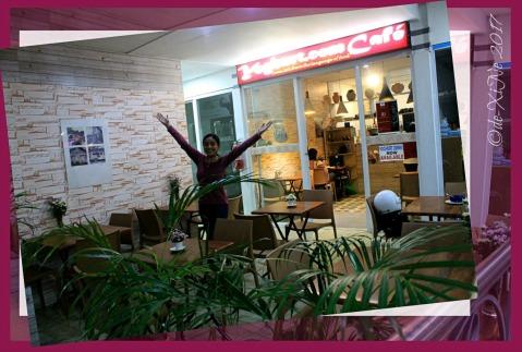 Baguio Yoghurt.com Cafe dining area 2017