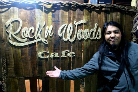 Baguio Rock'n Woods Cafe and Restaurant 2017
