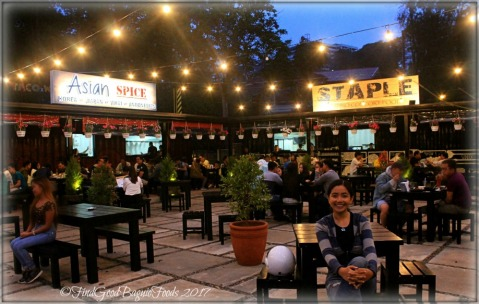 Baguio Cholo's Gastro Park - Asian Spice and Staple 2017