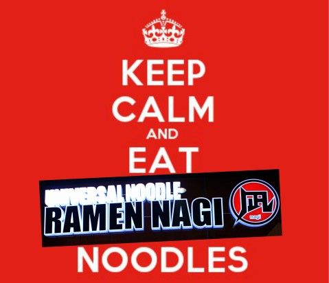 Keep Calm Studio and Baguio Ramen Nagi 2017