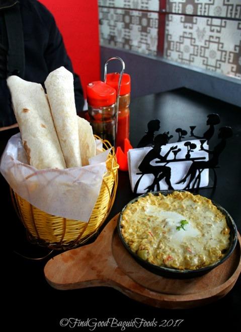 Baguio Papa Fares Arabian Food lahsa 2017