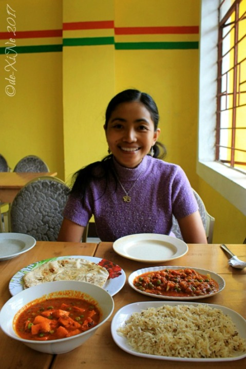 X at Baguio Bliss Wellness Indian Curry House 2017