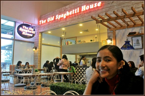 Baguio The Old Spaghetti House's new home 2017