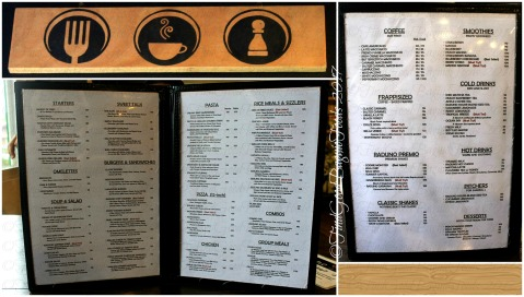 Baguio Raduno Cafe and Resto menu 2017