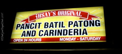 Baguio Ihsay's Pancit Batil Patong and Carinderia 2017