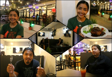 X+1 at Baguio Fork n' Dagger Restaurant 2017