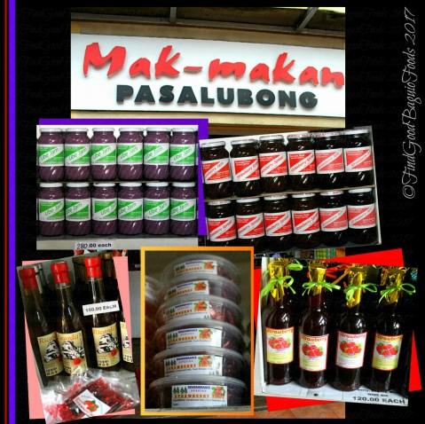 Baguio Mak-makan Pasalubong at SM 2017